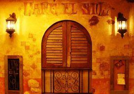 Cafe El Sol at UCC