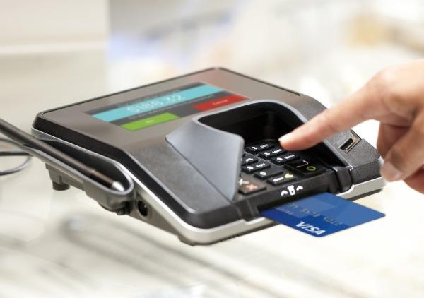 emv terminal, Credit card terminal