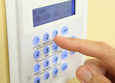 business security, security system