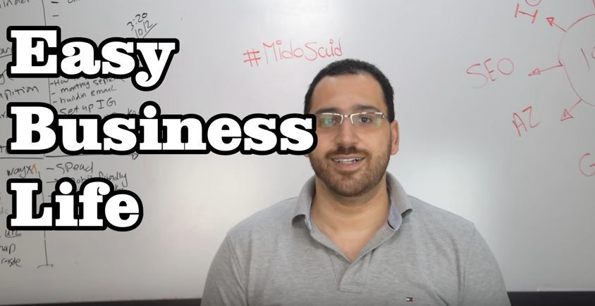 {Video} 5 Steps For Easy Business Life