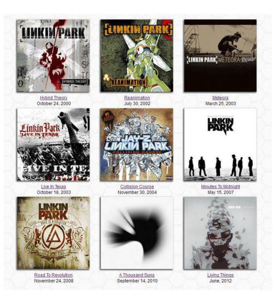 Linkin Park - The Hybrid Theory Sound