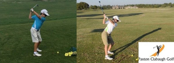 Motivated Junior Golfer