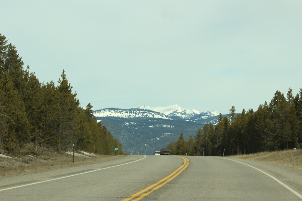 Montana Weekend 2015, Part 2: The Drive to Big Sky