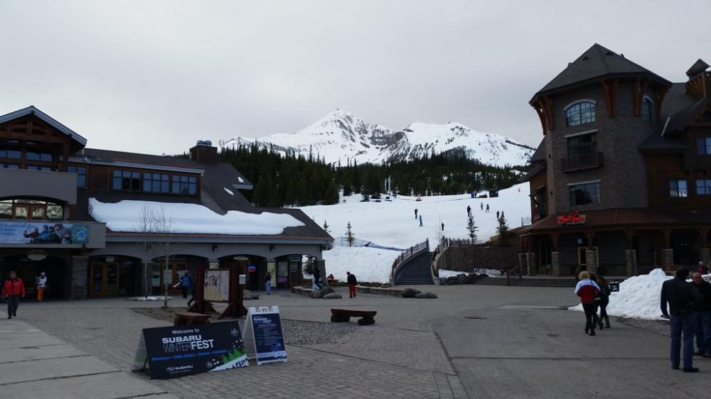 Montana Weekend 2015, Part 3: Big Sky Ski Resort