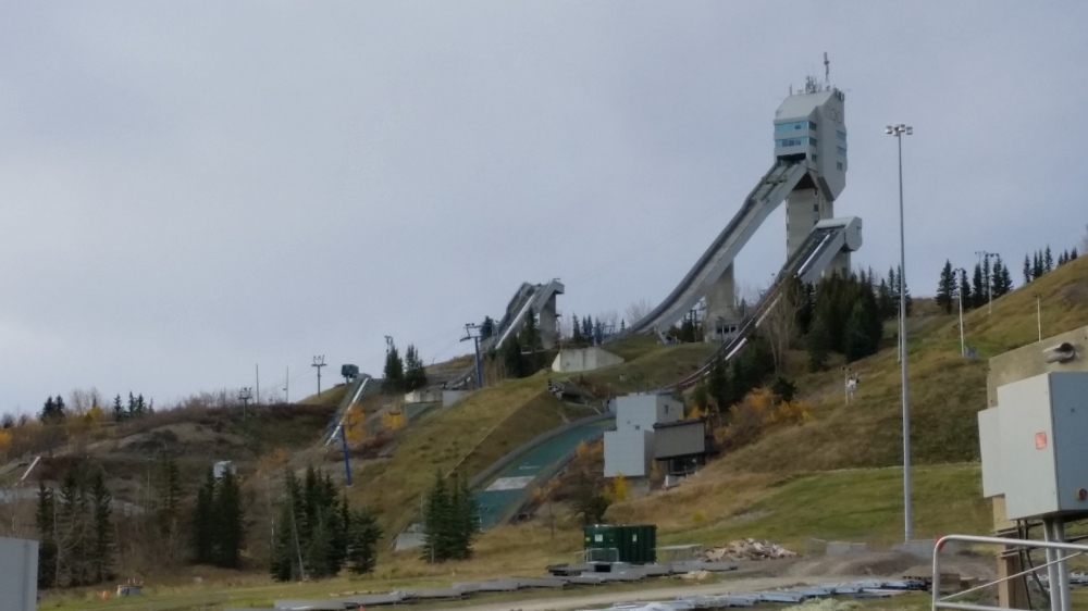Alberta Weekend 2015, Part 4: Canada Olympic Park