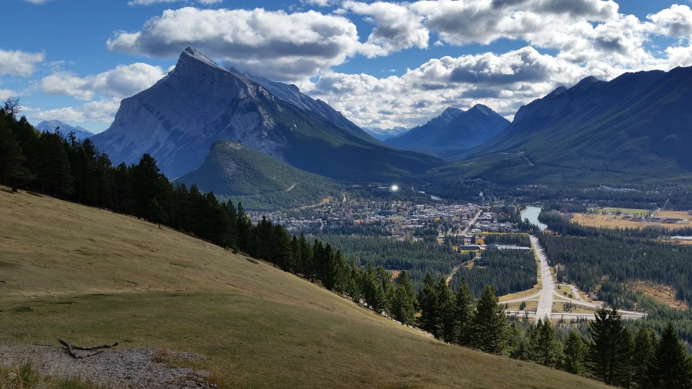 Alberta Weekend 2015, Part 5: Banff and the Canadian Rockies