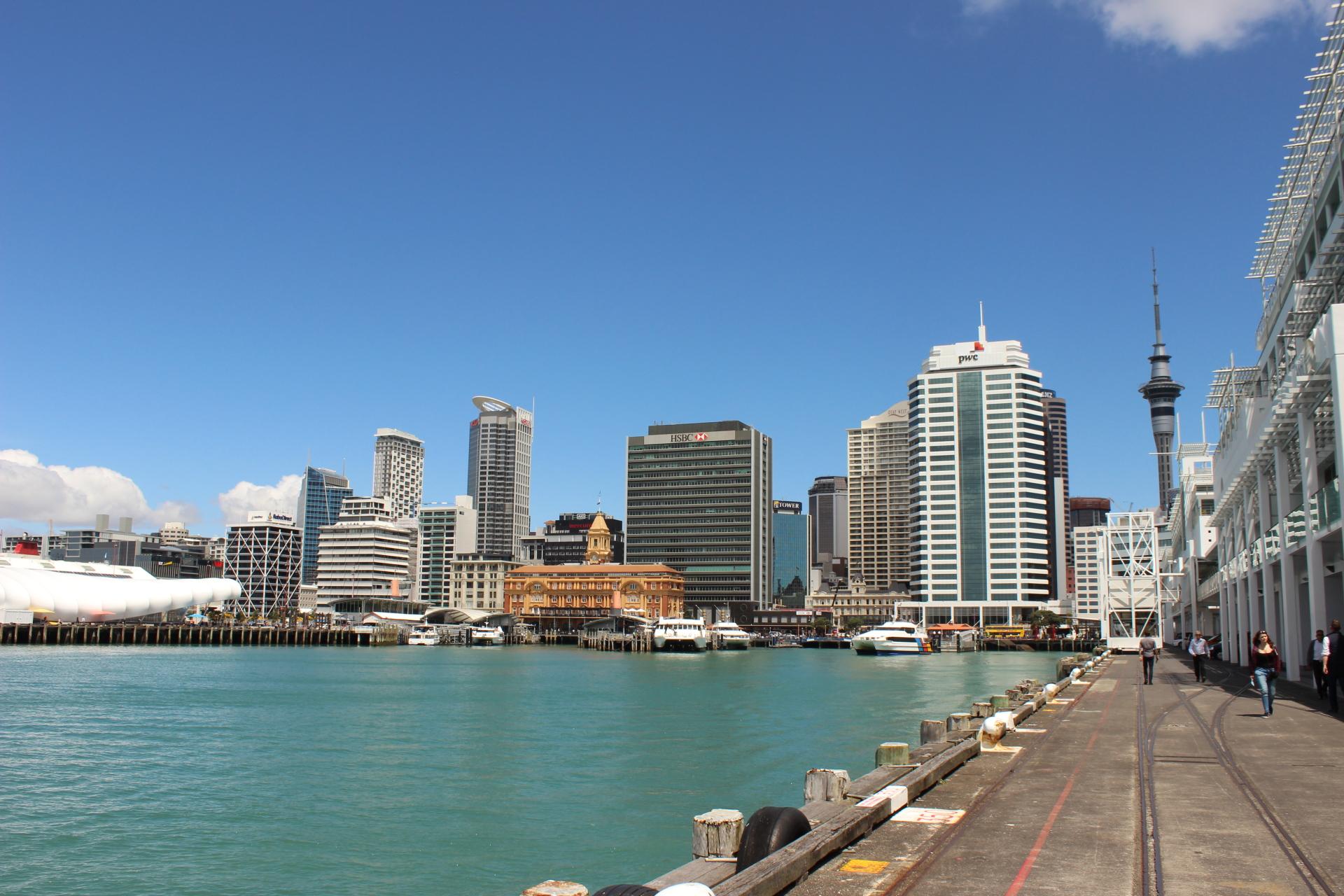 2016 New Zealand and Australia Trip, Part 1: Wondering Through Auckland
