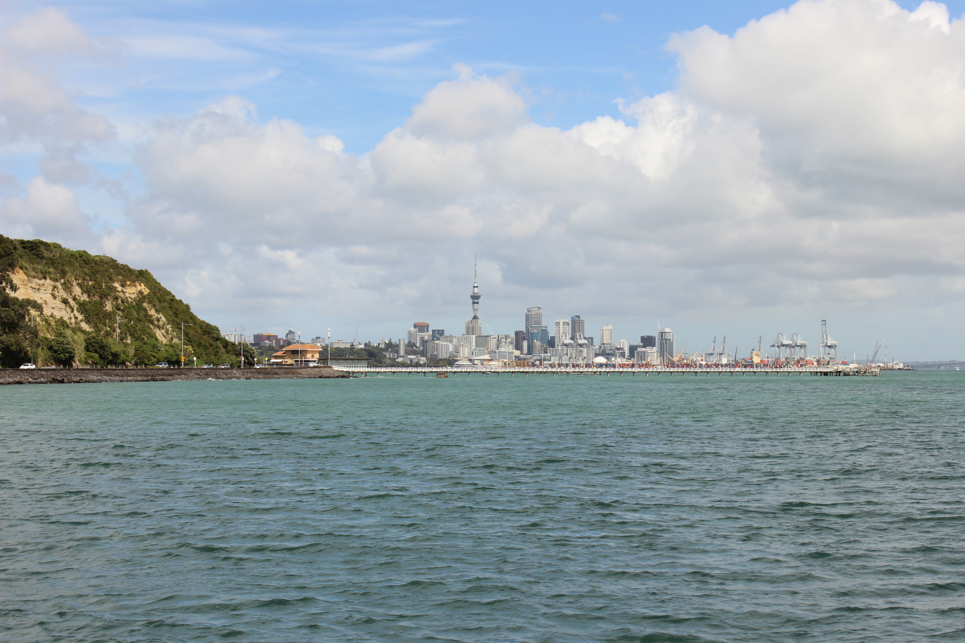2016 New Zealand and Australia Trip, Part 2: Walk to Mission Bay