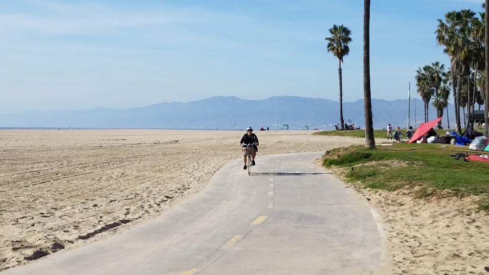 2018 California Winter Visit, Part 3: Venice Beach