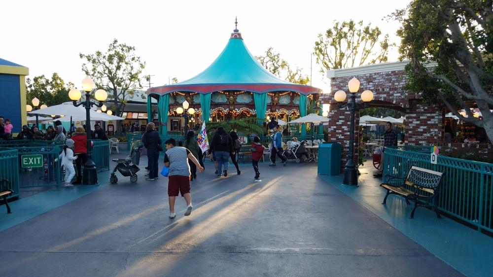 2018 California Winter Visit, Part 5: Fiesta Village & Adventure City