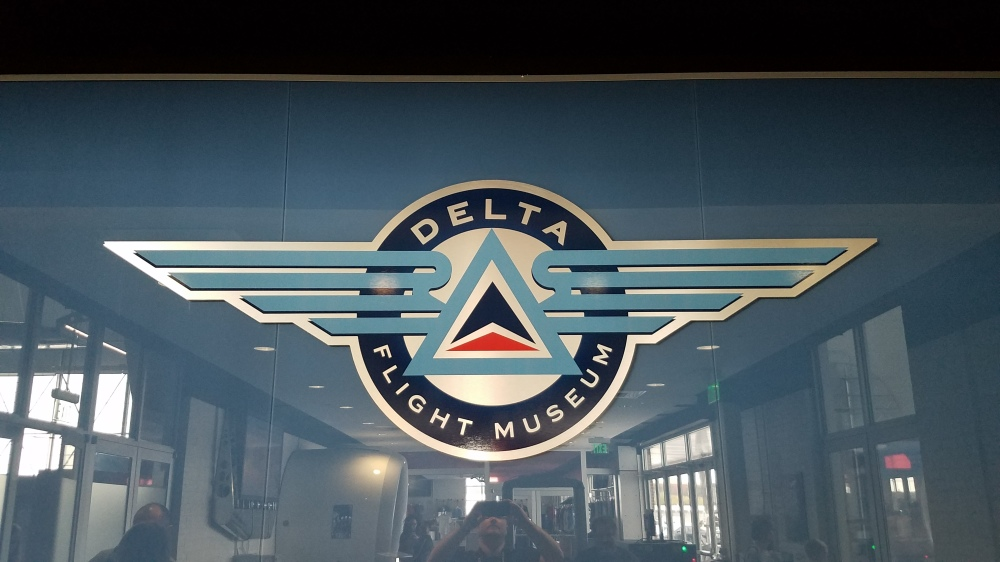 2018 South Africa Trip, Part 1: Flight to Atlanta & The Delta Flight Museum