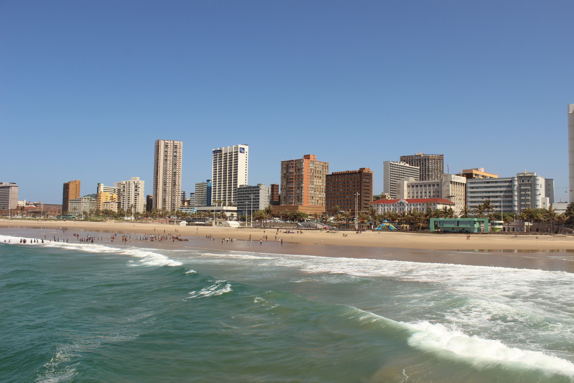 2018 South Africa Trip, Part 3: First Day in Durban