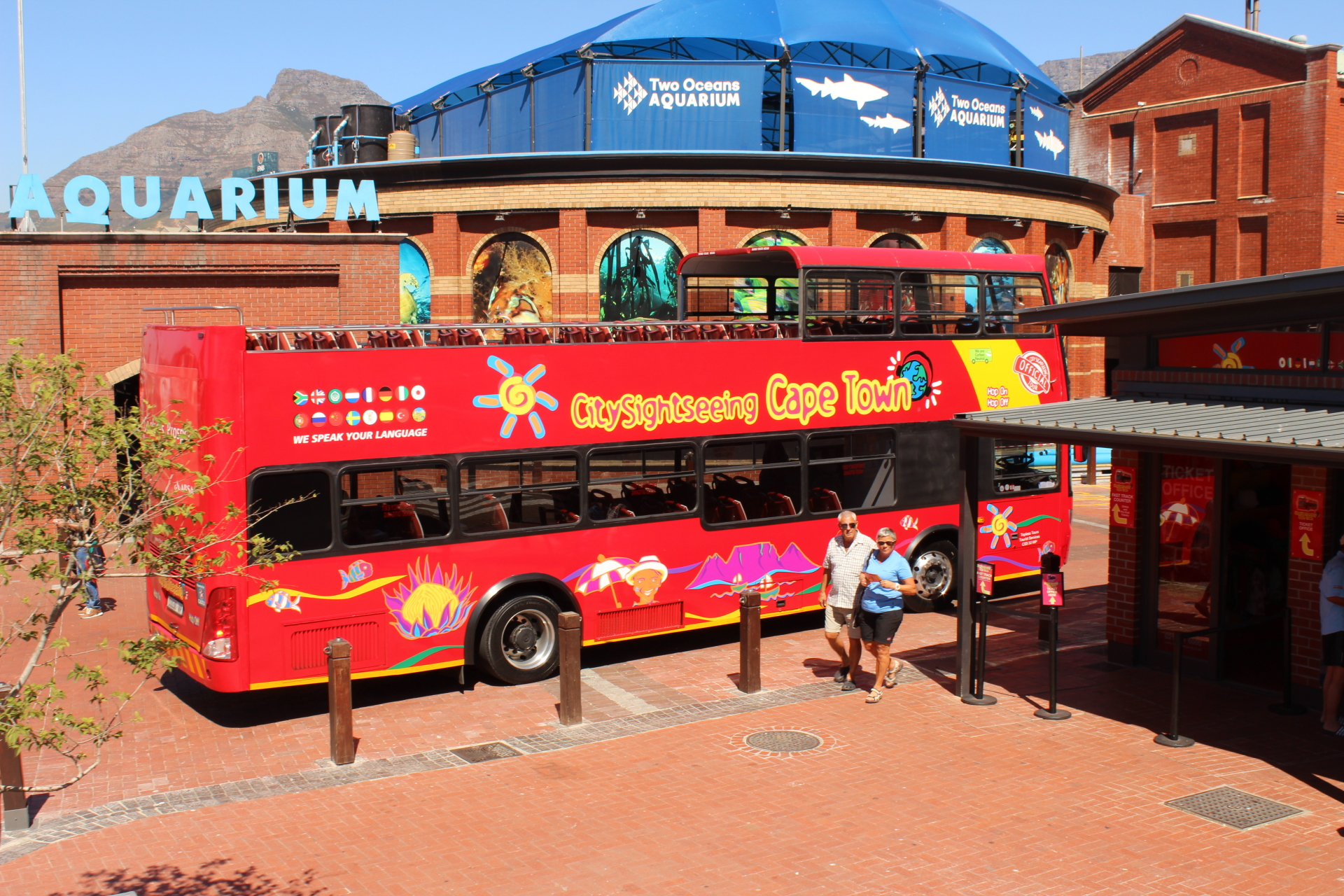 2018 South Africa Trip, Part 7: City Sightseeing Tours of Cape Town
