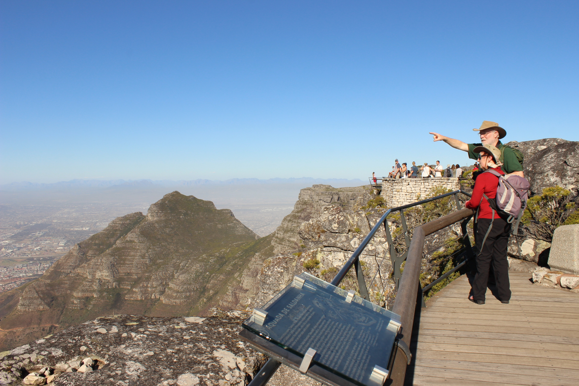 2018 South Africa Trip, Part 8: Table Mountain