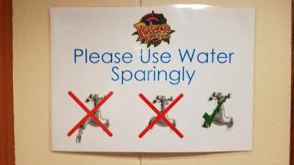 2018 South Africa Trip, Part 15: The Cape Town Water Shortage