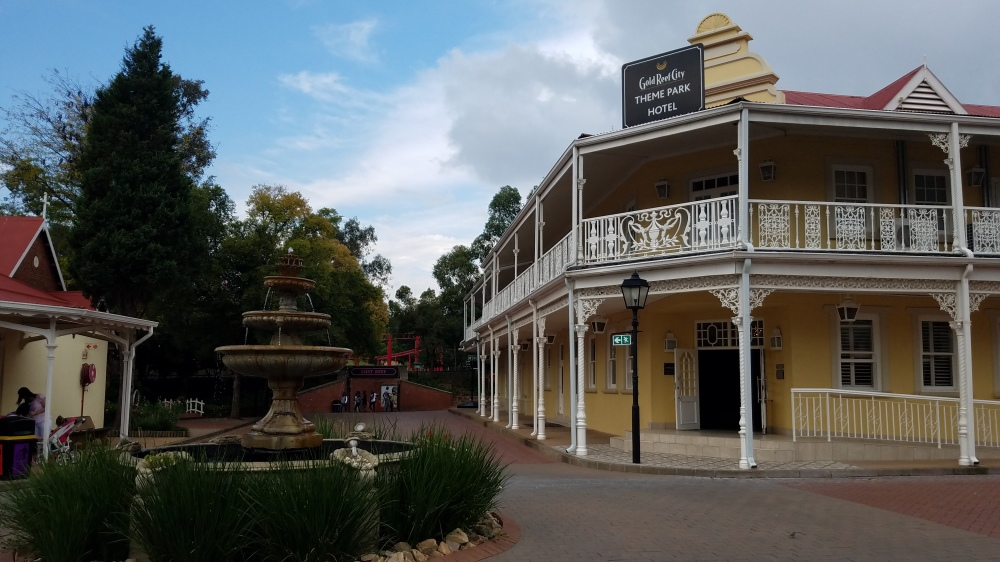 2018 South Africa Trip, Part 22: Gold Reef City Resort & Amenities