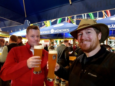 2018 Random Europe Trip - Part 2: Oktoberfest