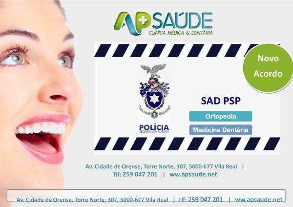 Acordo SAD- PSP