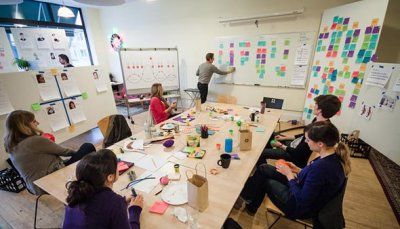 Experiential Design - Learn quickly, fail fast with multi-disciplinary teams
