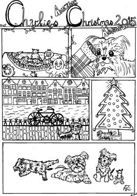 Charlie's Christmas Adventures 2015