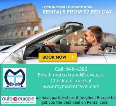 Great car rental deals in Europe!