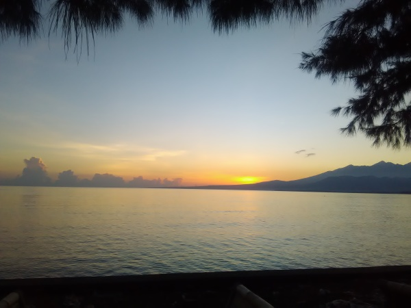 Live from Bali and the Gili Islands