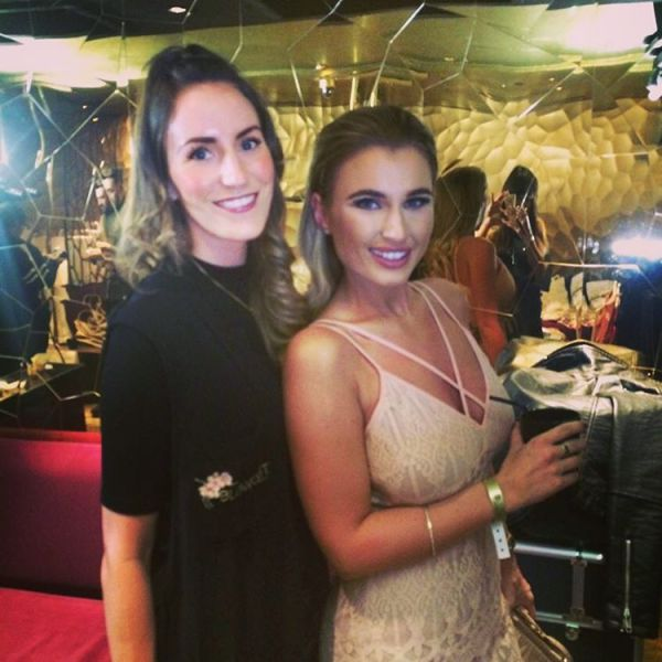 Billie Faiers In The Style Launch Party