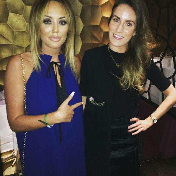 Charlotte Crosby In The Style Launch Party
