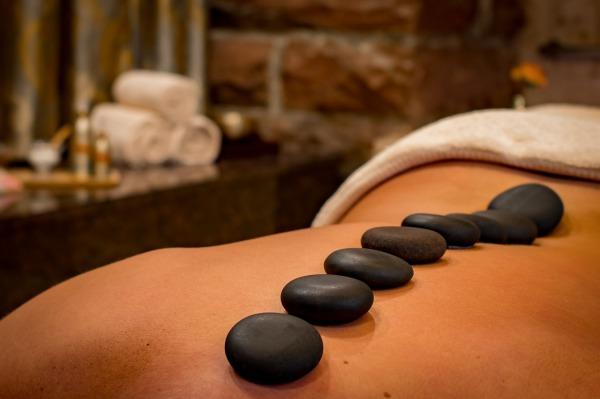 Hot stone massage NW Portland OR