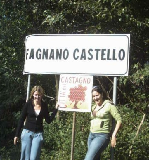 Are you Italian? with Francesca