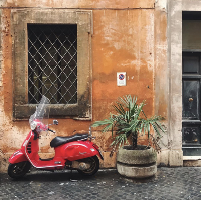 Something About Italy - An American In Rome