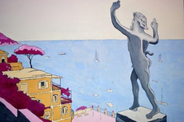 Roberto Pagliarulo Artist, Lawyer, is there any limit to this man's talent?