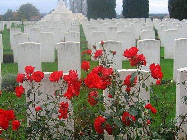 OH WW1 Battlefields Tour