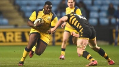 Biyi Alo (L 10): Worcester Warriors prop signs permanent deal