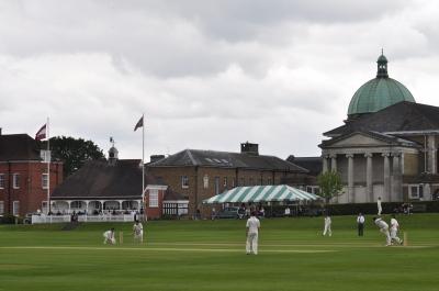 Match Report Sherborne Pilgrims vs Haileybury Hermits: a terrific game