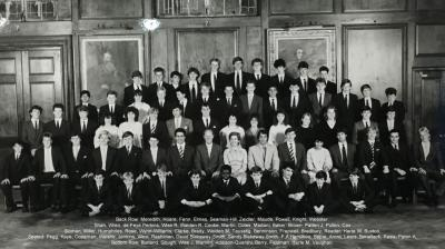 Colvin Dinner - The Blakeway-Smith Years 1974-1989