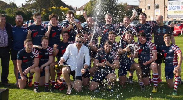 OHRFC - 2nds vs Old Cranleighans