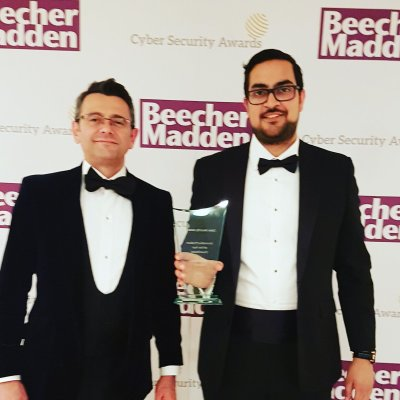 Red Sift wins Cyber Security Award