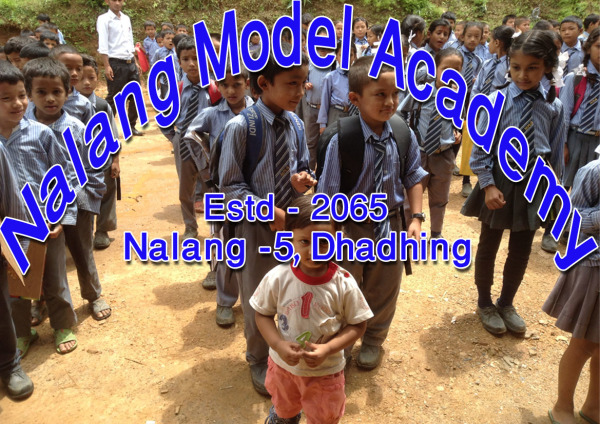 John Yearley (Tr 56) raising funds for crucial school hostel in Nepal