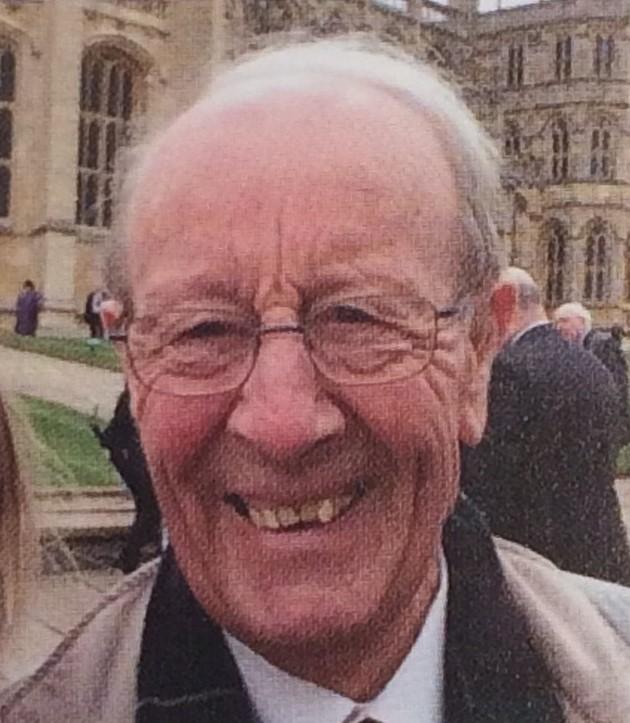 David Blakeway Smith (Staff 70-93, HM Colvin 74-83) - a popular member of Haileybury's staff