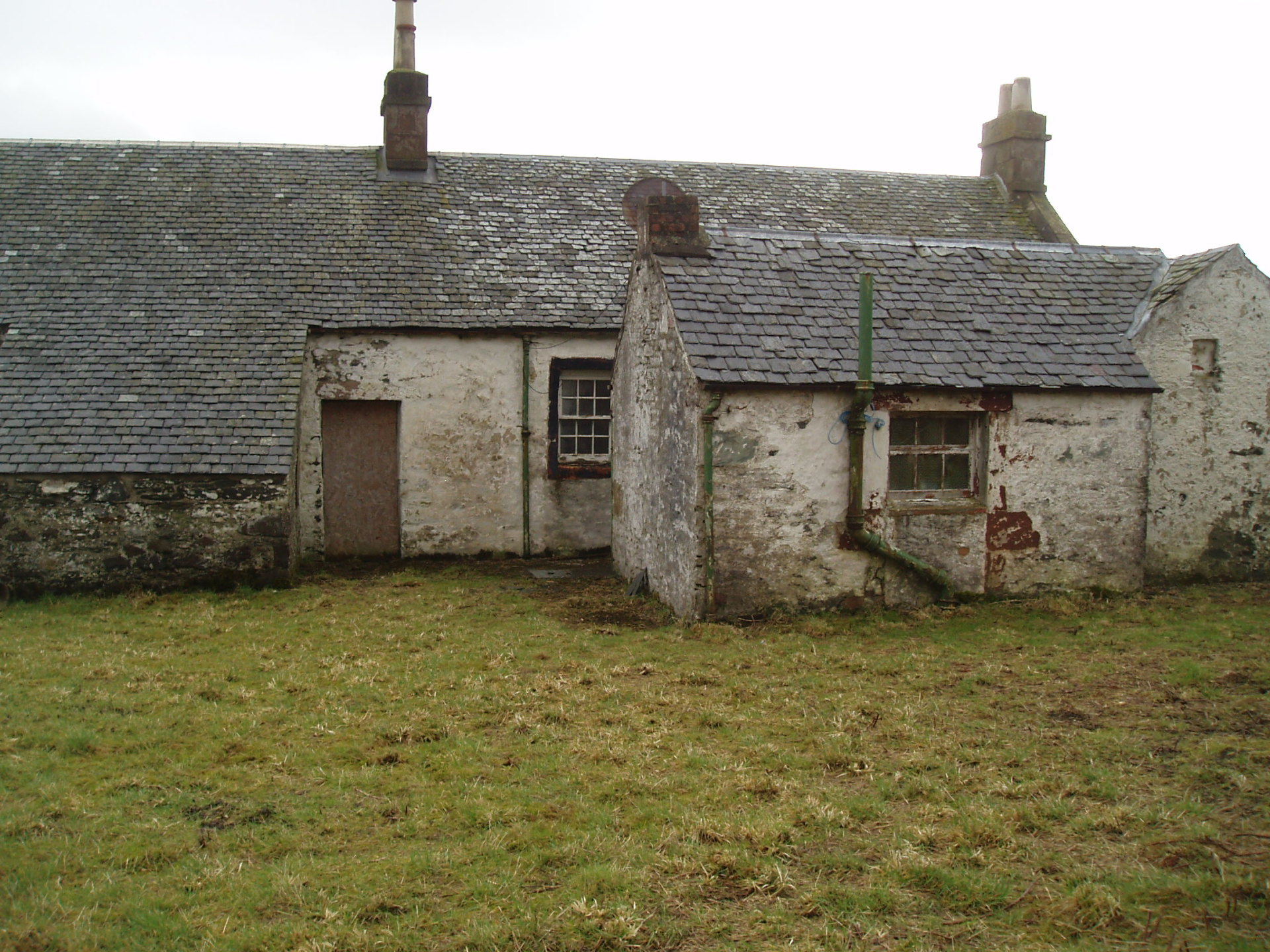 ettrick smiddy outbuildings