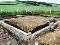garage foundations