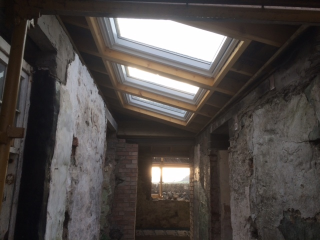 velux windows in