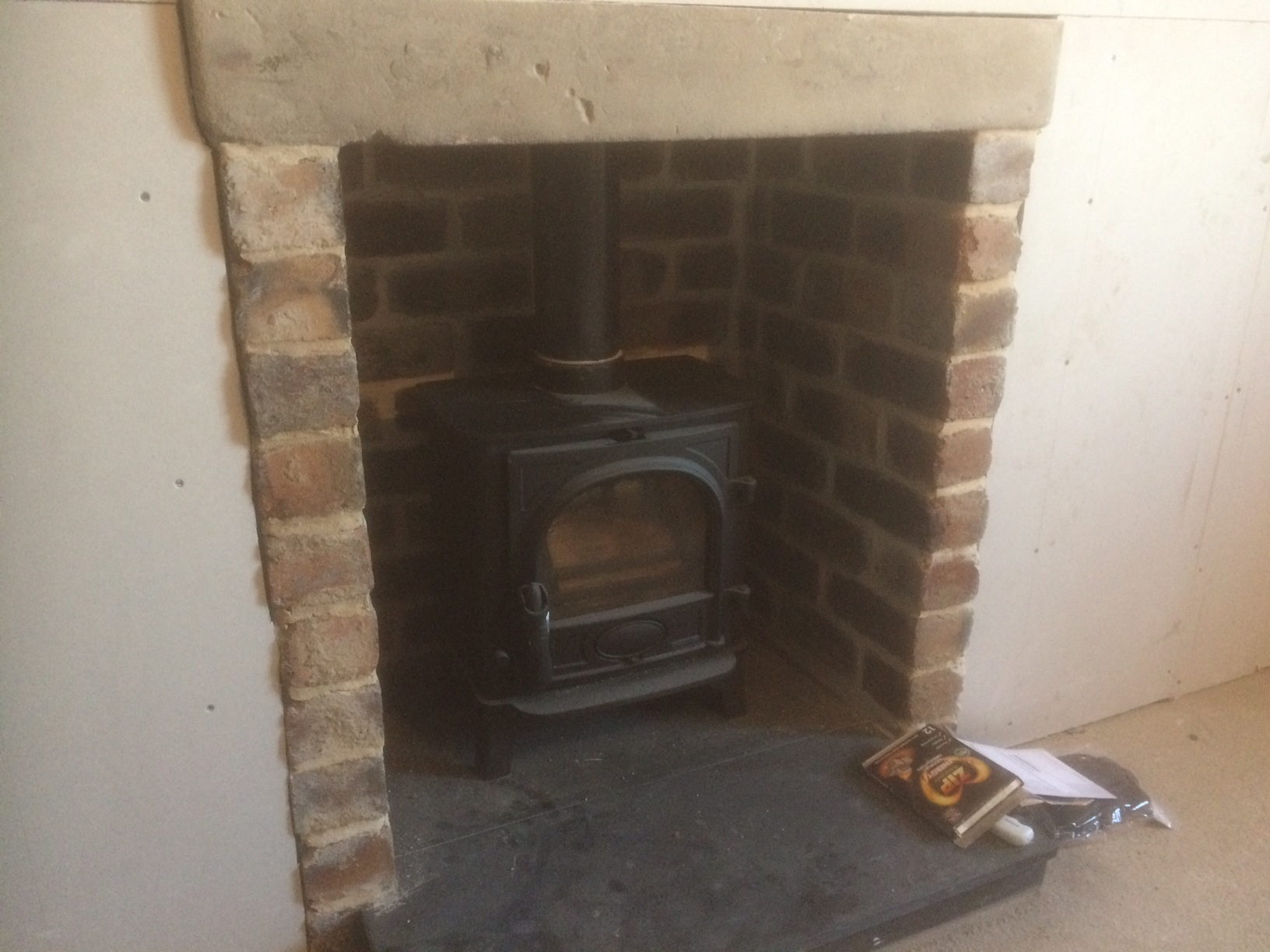 Log Burners fitted