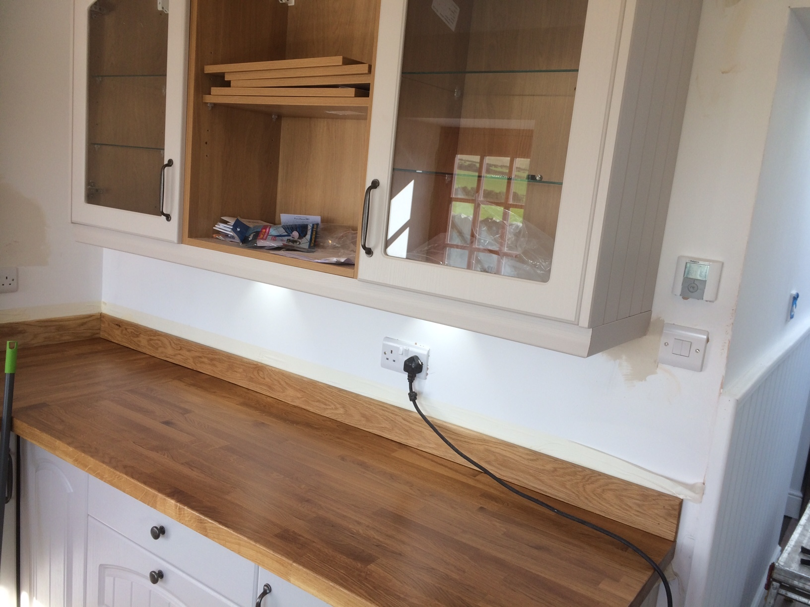 kitchen nearly there