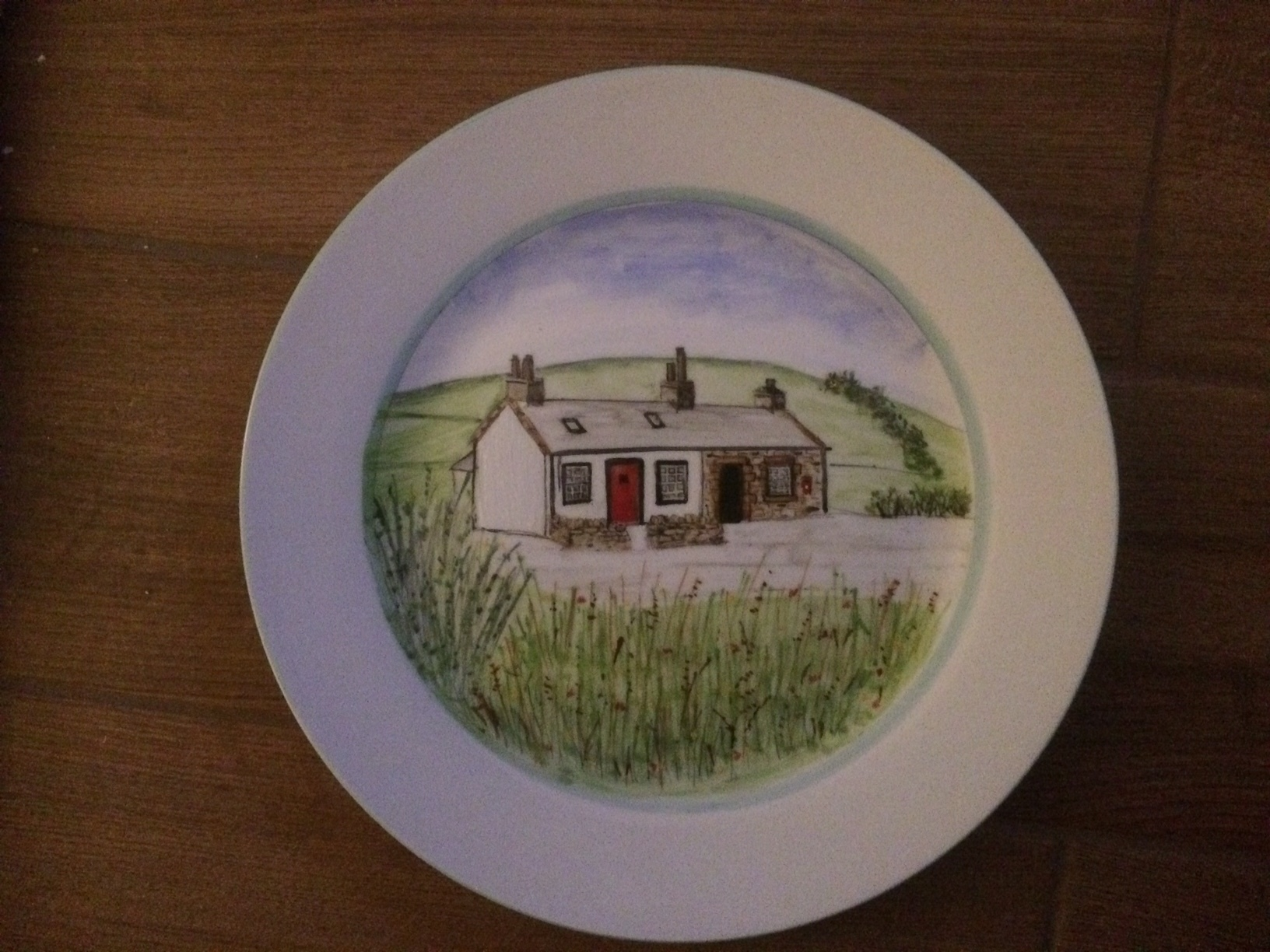 plate gift