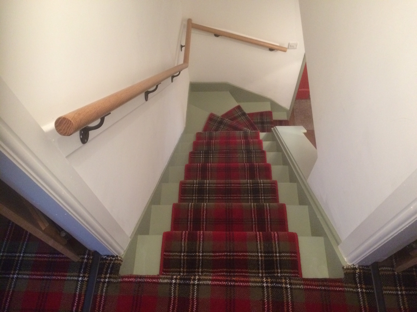 stair carpet fitted