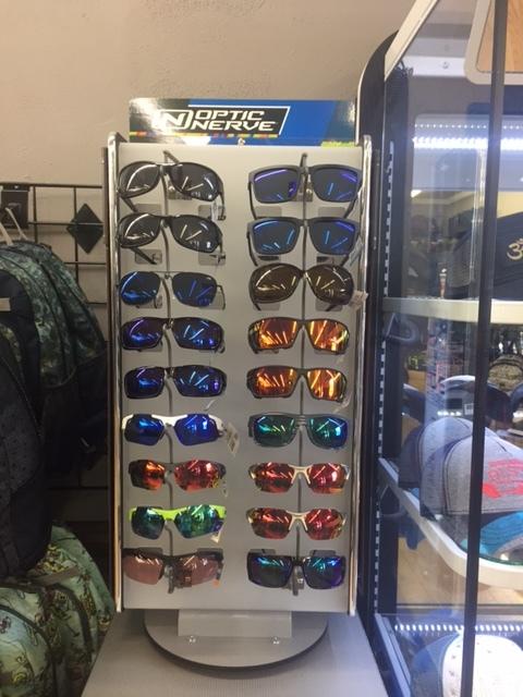 Optic Nerve Sunglasses
