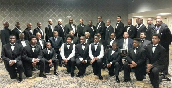 100 Black Men of Knoxville