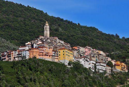 Castel Vittorio Liguria